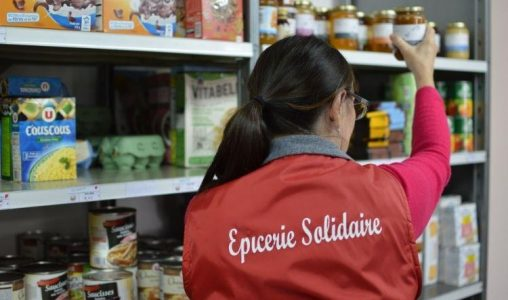Les épiceries solidaires